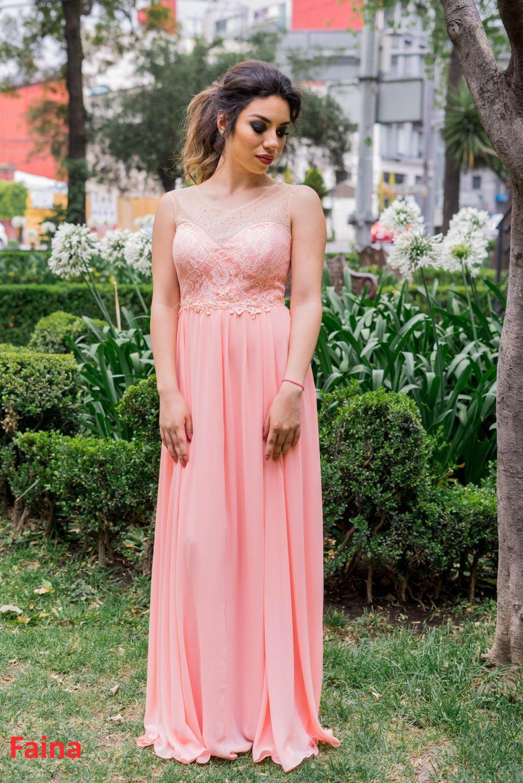 Bonito Vestidos De Dama De David Patrón - Colección del Vestido de ...